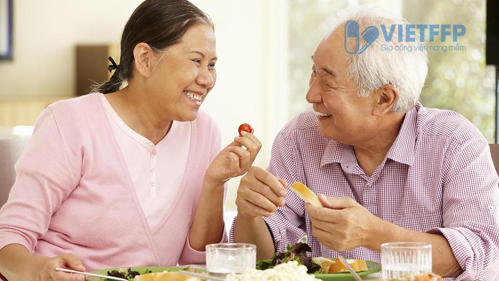 Thực phẩm chức năng cho người cao tuổi 1