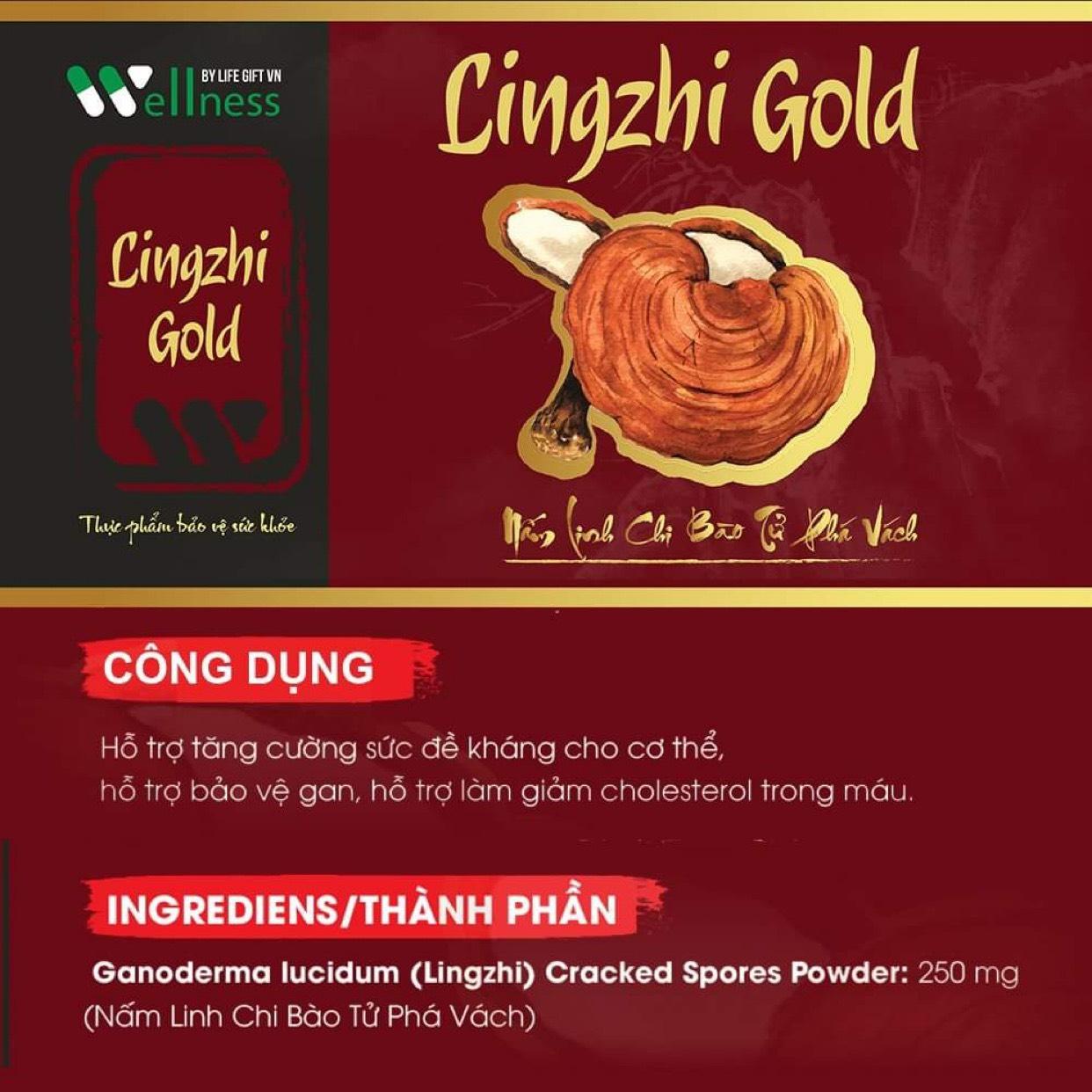 Lingzhi Gold